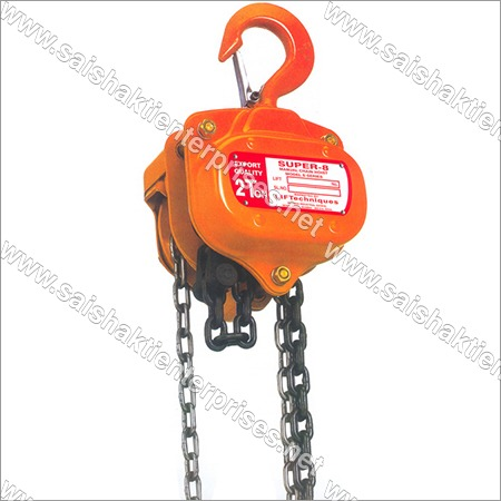 Chain Wire Hoists