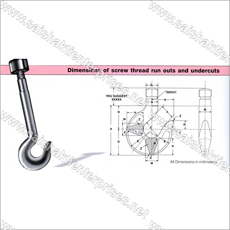 Crane Hooks and Eye Bolts