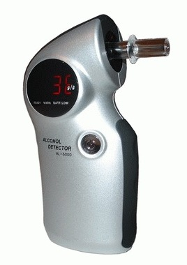 Alcoscan Alcohol Breath Analysers