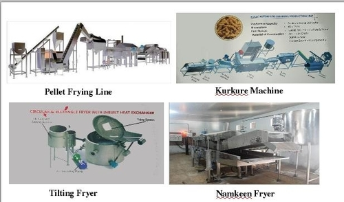 Kukure Frying Line