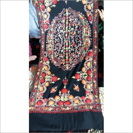 Aari Embroidered Shawl