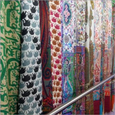 Colorful Printed Stoles