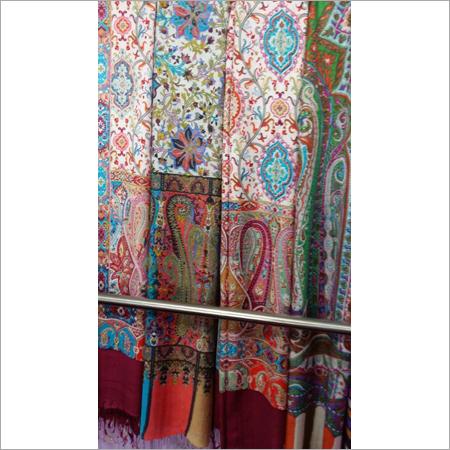 Vibrant Silk Stoles