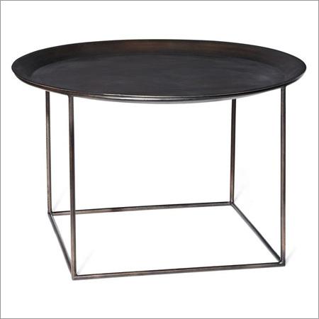 Steel Patio Table