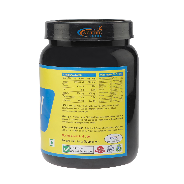 Unflavoured Whey Protein