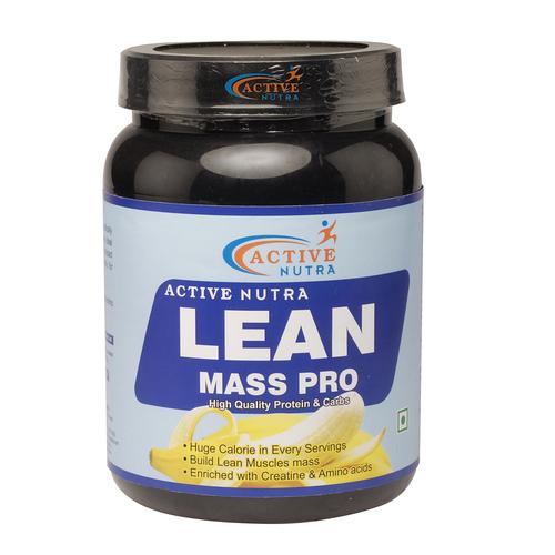 Lean Mass Pro - Banana Flavour