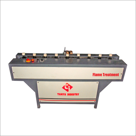Horizontal Treatment Machine