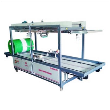 Barrel Round Screen Printing Machine