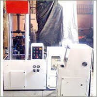 Online Shock Absorber Testing Machine