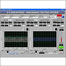 Software For Endurance Testing Machines
