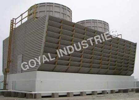 Plywood for cooling tower