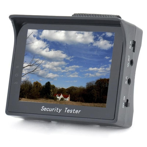 CCTV TV TESTER FOR CCTV CHECKING IN DELHI INDIA - 9811251277