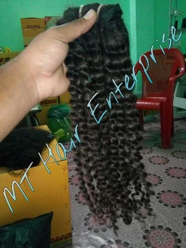 CURLY HAIR EXTENSOINS