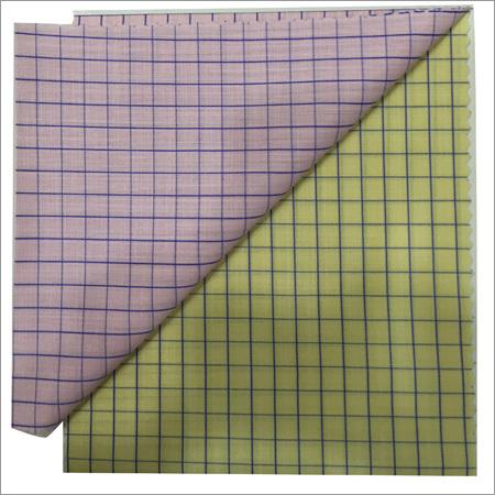 Check Linen Shirt Fabrics