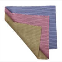 Cotton Shirting Stripes Fabric