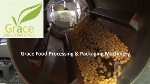 Corn Puff Snacks Extruder Machine