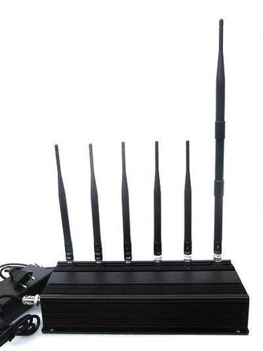 15W HIGH POWER 6 ANTENNA 3G,4G MOBILE PHONE JAMMER IN DELHI INDIA – 9811251277