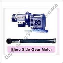 Elero Side Gear Motor