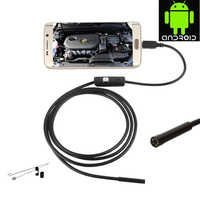ENDOSCOPE CAMERA 3.5M 6LED ANDROID WATERPROOF INSPECTION CAMERA IN DELHI INDIA – 9811251277