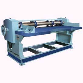 four bar roatry cutting and creasing machine