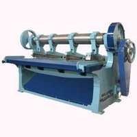 overhung eccentric sloter machine