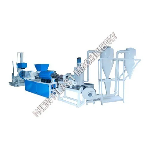 Rafiya Granule Machine