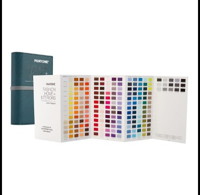 Pantone Cotton Passport Shade Card
