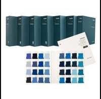 Pantone Cotton Swatch Library Shade Card