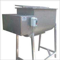 Batch Mixer for Kurkure Plant