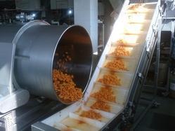 Kurkure Corn Stick Snacks Machine