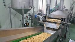 Kurkure Extruder Snacks Machine