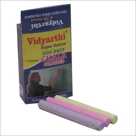School Color Chalk