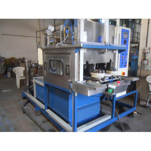 Cabinet Type Front Loading Cleaning Machine