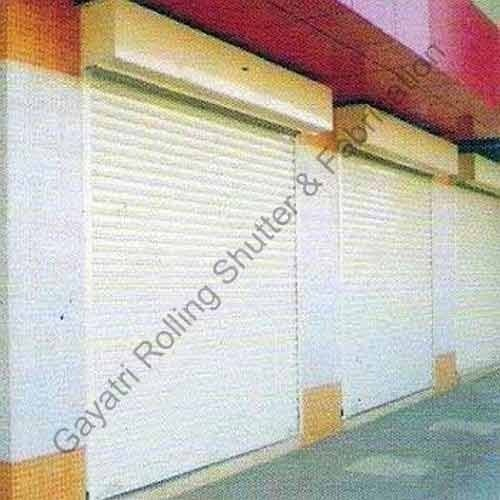 Powder Coated Rolling Shutters