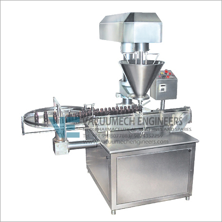 Automatic Single Head Auger Powder Filling