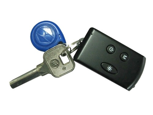 Spy Hd Keychain Camera