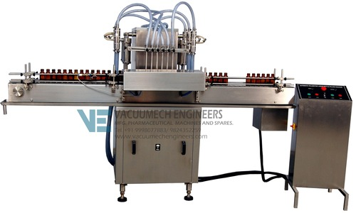 Automatic Injectable Powder Filling machine