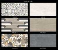 Ceramic Wall Tiles 300x600 mm