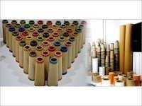 Corrugated Textile Paper Cone Tubes