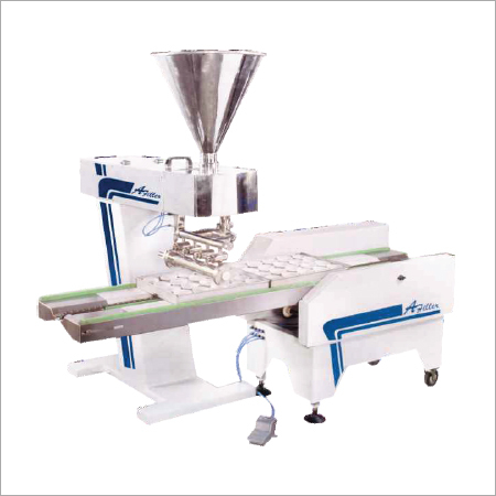 Cupcake Filling Machine