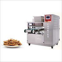 PLC Controlled Cookies Making Machine