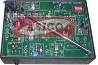 DSB/SSB AMPLITUDE MODULATION (AM) TRANSMITTER TRAINER