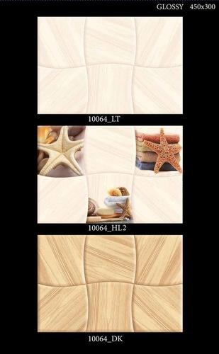 Digital Wall Tiles 300 x 450 mm