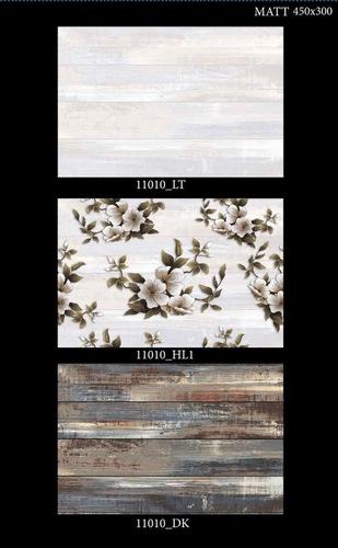 Tiles 300x450 mm