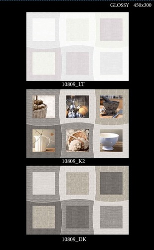 Ceramic Wall Tiles 300 x 450 mm