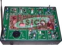 DSB/SSB AMPLITUDE MODULATION (AM) RECEIVER TRAINER