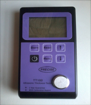Ultrasonic Thickness Tester TT-100