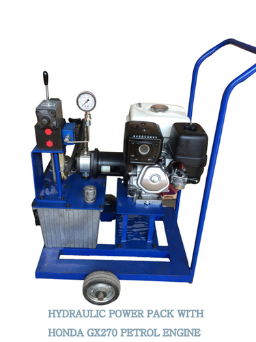 Hydraulic Power Pack with GX270 Honda Engine