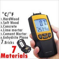Digital Portable Digital Wood Moisture Meter