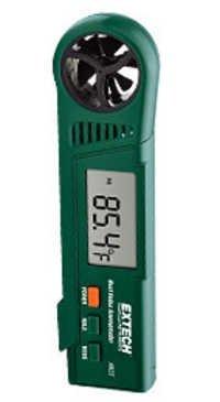 Heat Index Anemometer